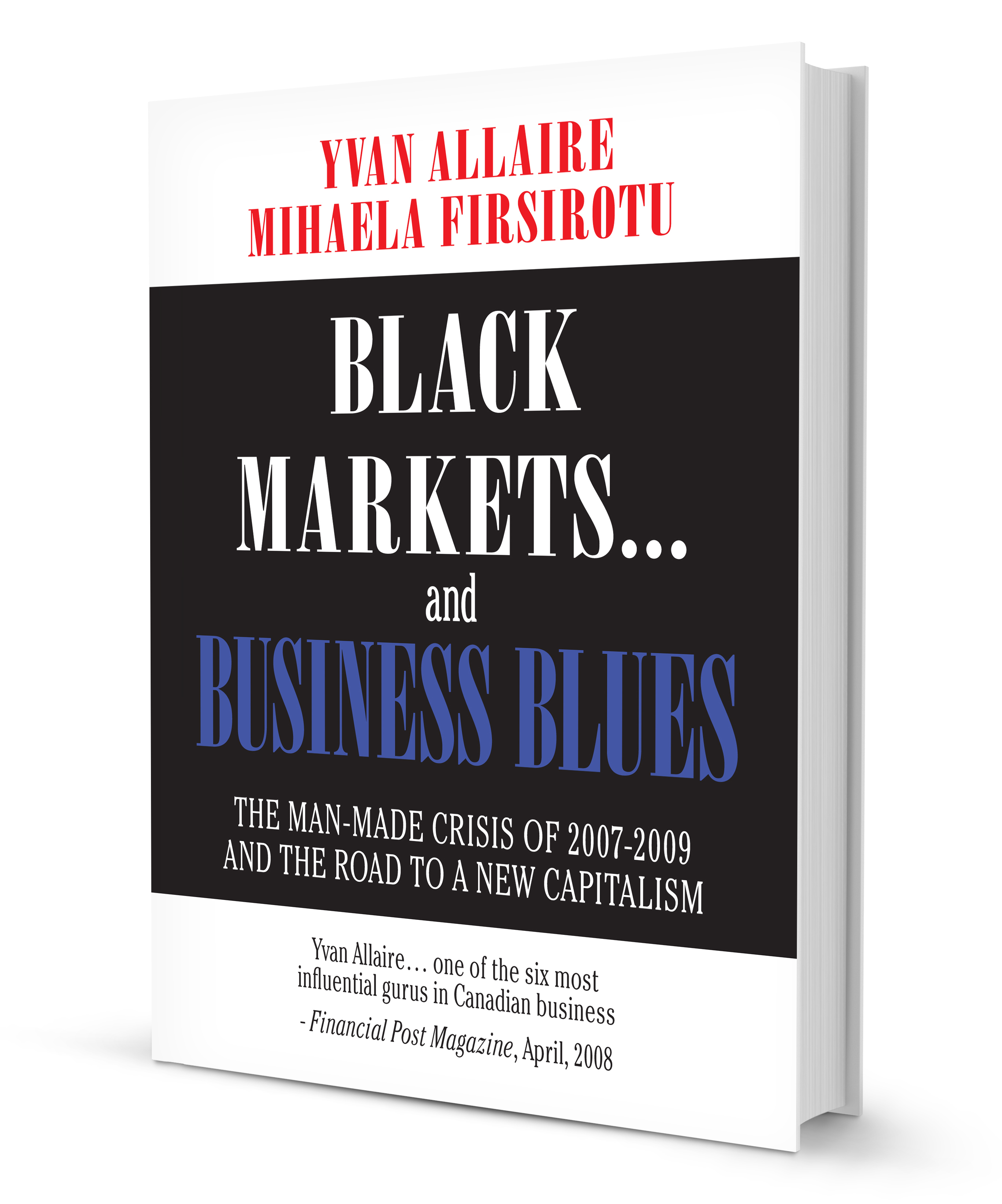 Black Markets and Business Blues