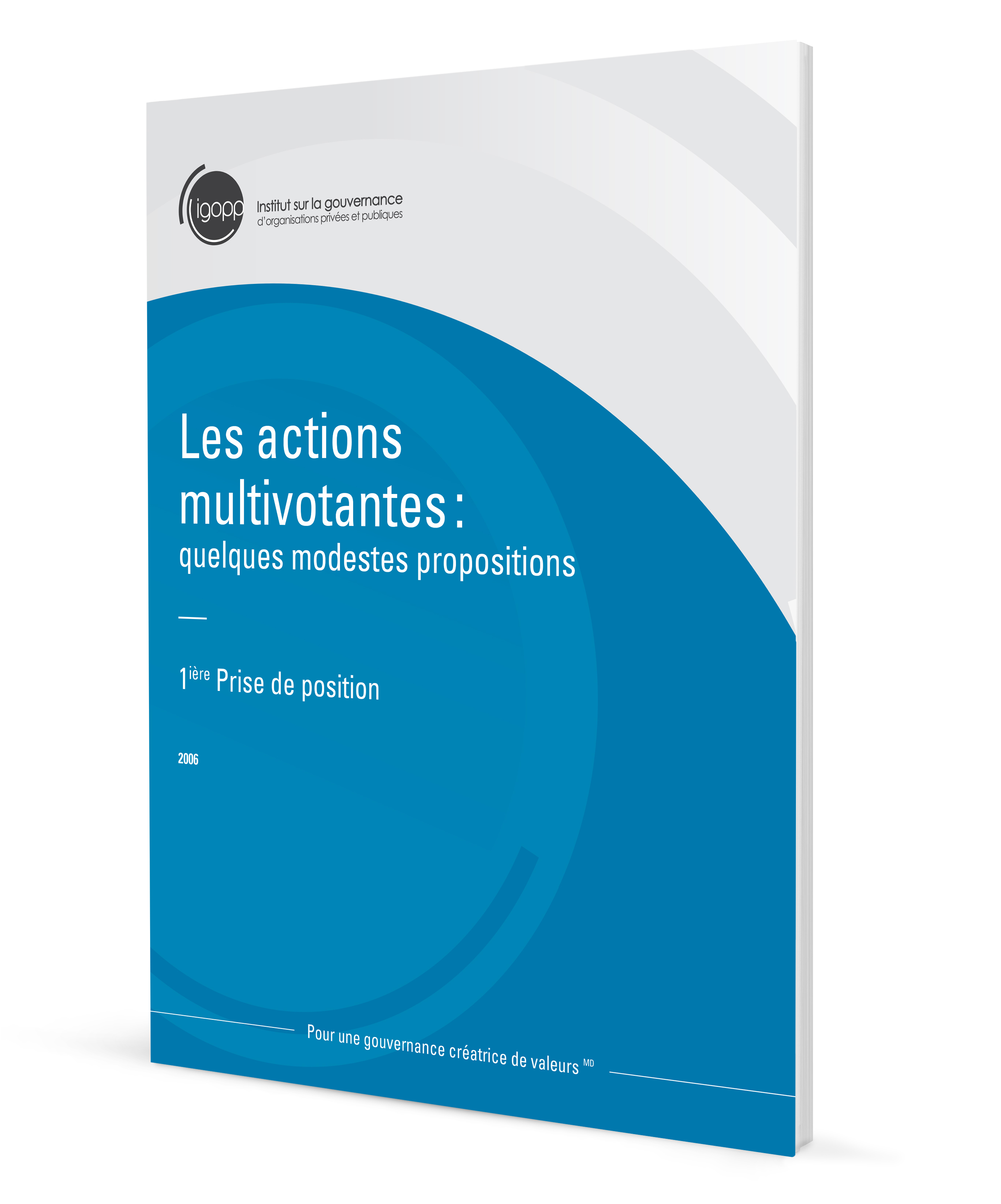 Les actions multivotantes