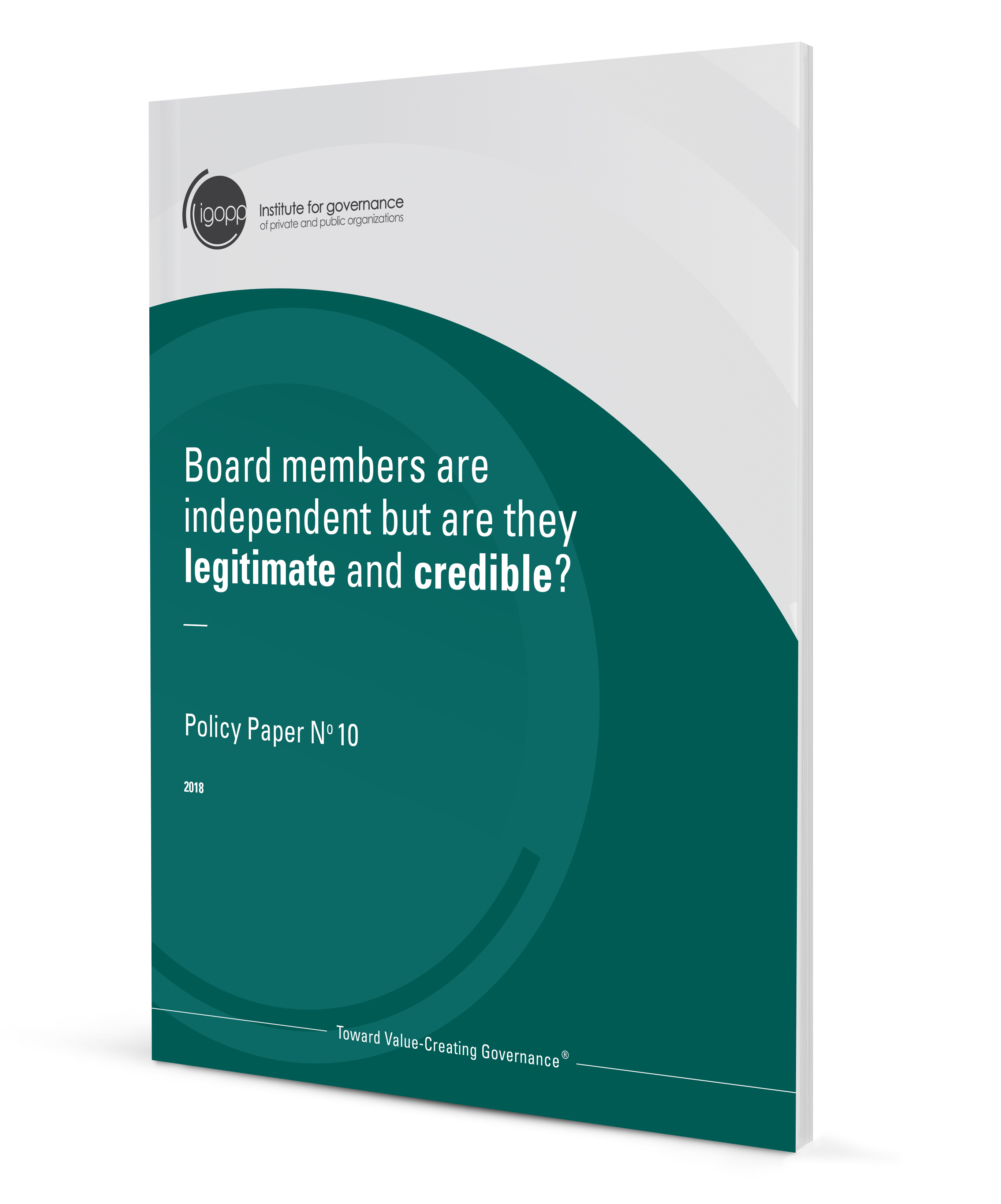 Board members are independent but are they legitimate and credible?